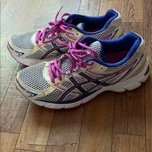 Women's ASICS Gel-Equation Athletic Running Shoes